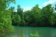 Arrowhead Campground on the Current River Eminence MO