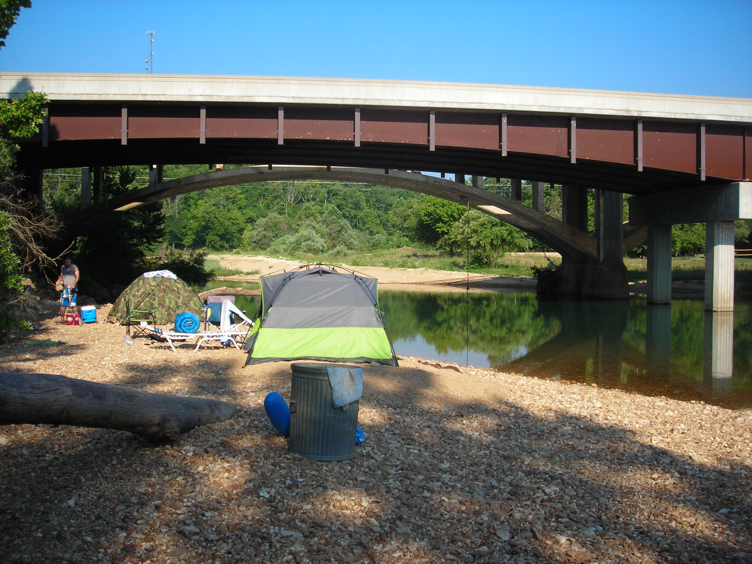 Arrowhead Campground Riverfront Camping